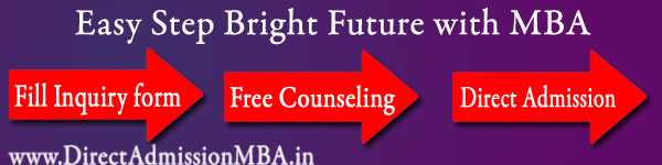 Direct Admission MBA Easy Steps