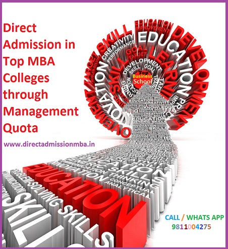 Direct Admission in Top MBA Colleges through Management Quota