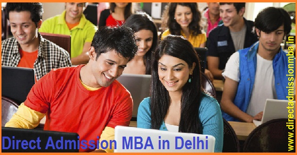 Direct Admission MBA in Delhi