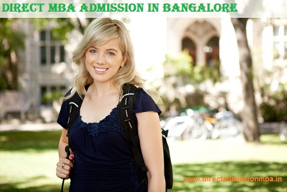 Direct MBA Admission in bangalore