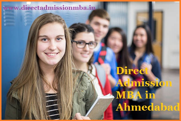 Direct Admission MBA in Ahmedabad
